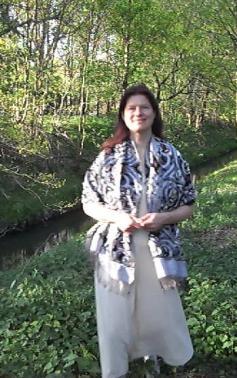Foto der am-Ziel-erleuchteten Spirituellen Meisterin Ayleen