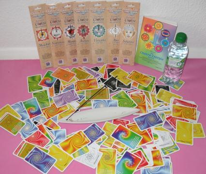 Chakra-Energiekarten