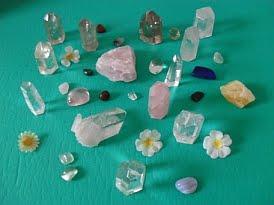 Chakra-Edelsteine und Energiefeld-Kristalle