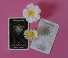 Energie-Karten Yin und Yang
