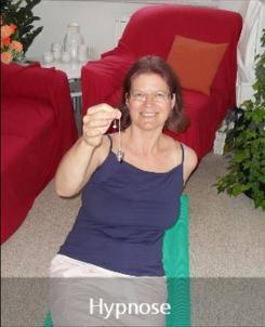 Hypnose mit der Spirituellen Meisterin Ayleen