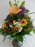 Blumen für die Spirituelle Meisterin Ayleen